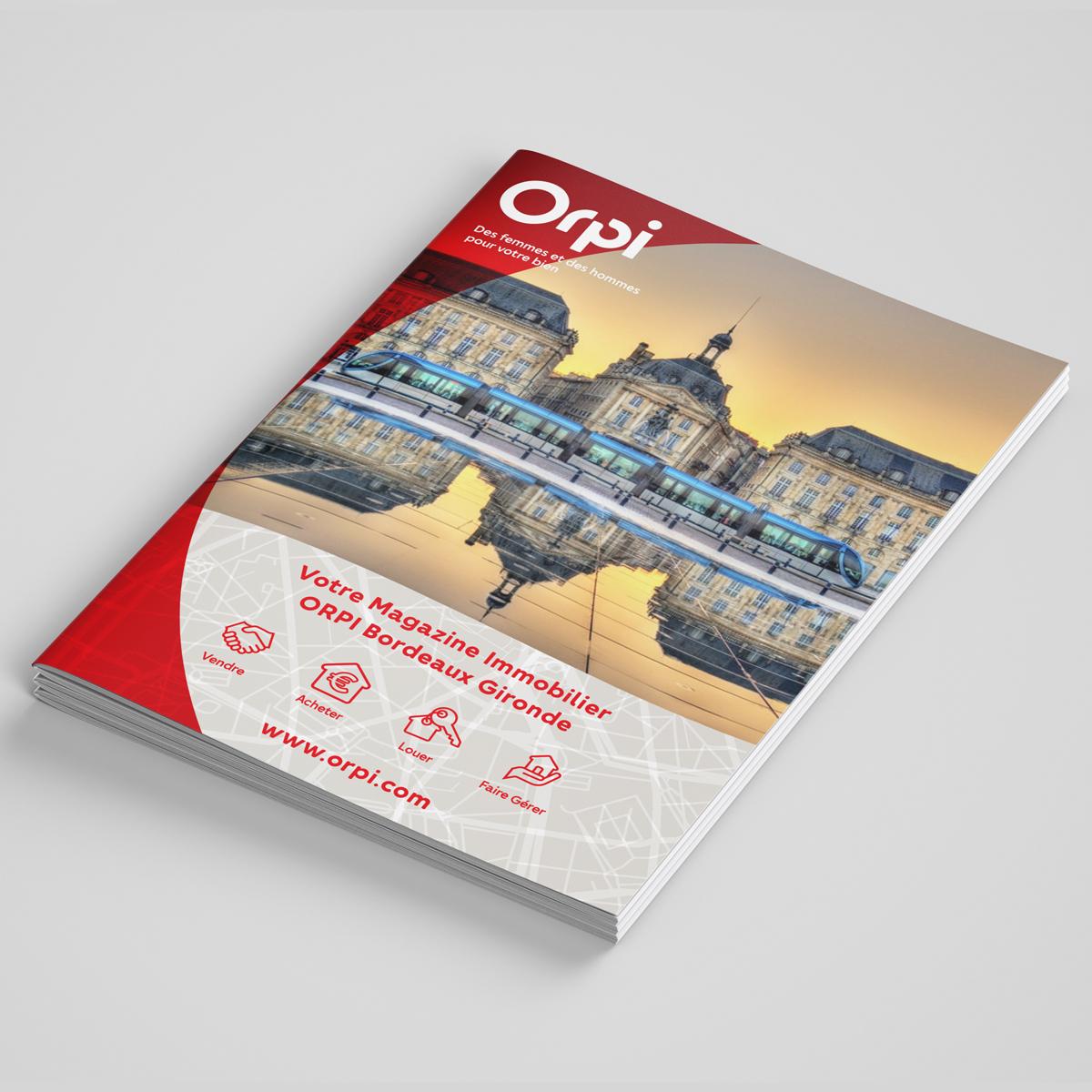 Brochure d'annonces Orpi Kadreo